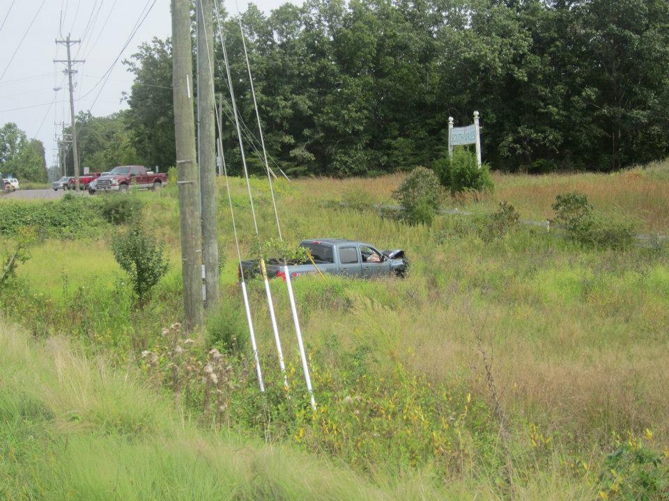 Auto Accident – September 9, 2013 | Little Fork Volunteer