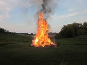 October 10, 2013 - Bon Fire