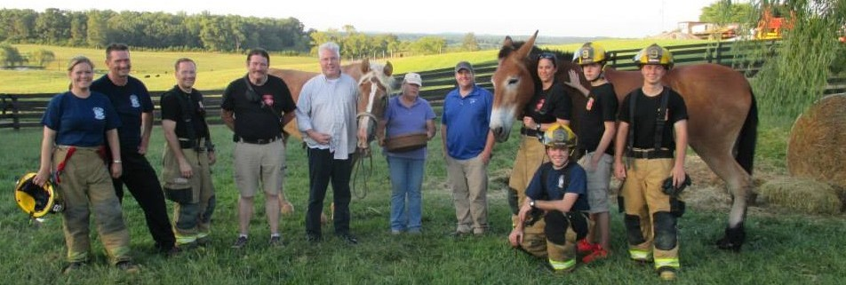 Technical Large Animal Rescue Team