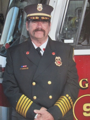 Doug Monaco Fire Chief