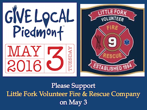 Give Local Piedmont May 3
