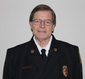 Ralph Monaco, Volunteer Firefighter